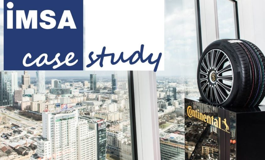 Case Study: IMSA Poland Selected as Partner by Continental for executive search project