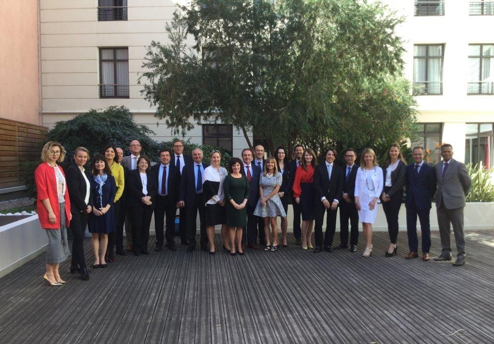 IMSA International Executive Search New Management Board