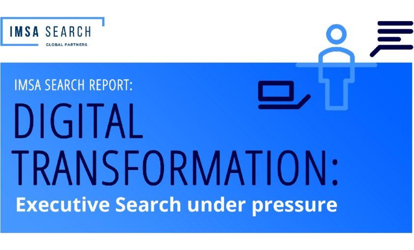Digital Transformation under pressure