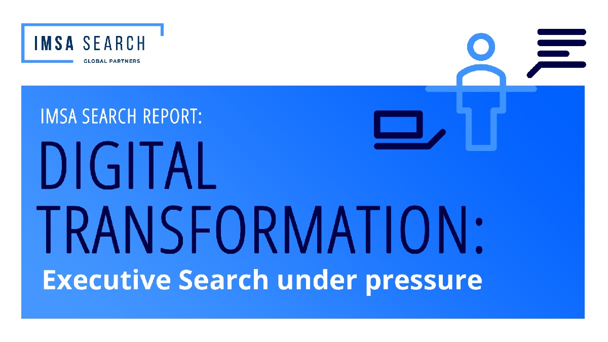 Digital Transformation under pressure